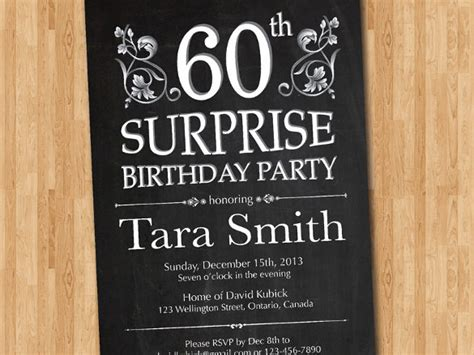 surprise birthday invitations  psd vector eps