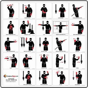Crane Hand Signals Chart Pdf