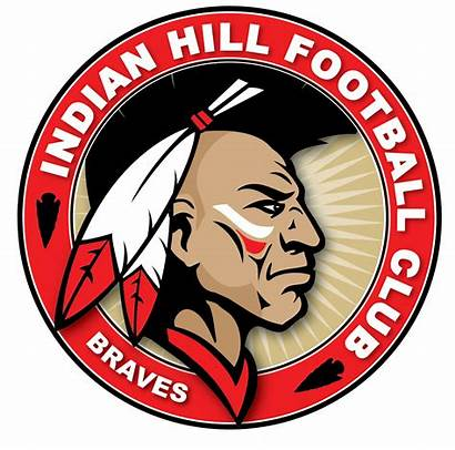 Indian Braves Clipart Sports Club Mohawk Hill