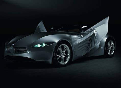New Exclusive Bmw Concept Car Gina Light Visionary