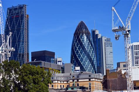 London's Top Iconic Buildings