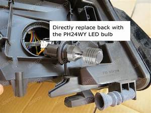 Installation Guide For Ph24wy Led Turn Signal Lights Or