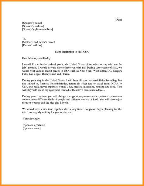 write  invitation letter  invite  friend