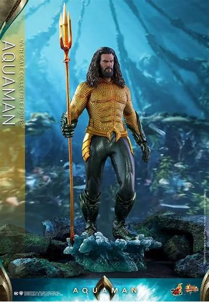 Aquaman Toys Figure Dc Action Scale Figures