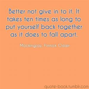 Finnick Odair Quotes. QuotesGram