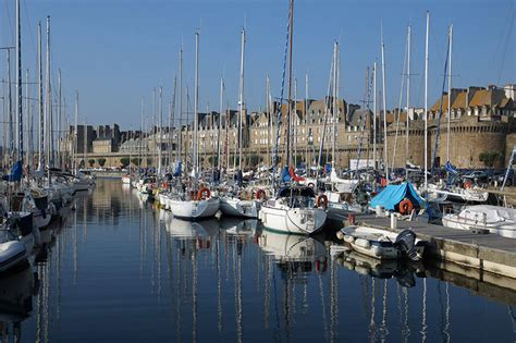 port de st malo malo grand h 244 tel des thermes