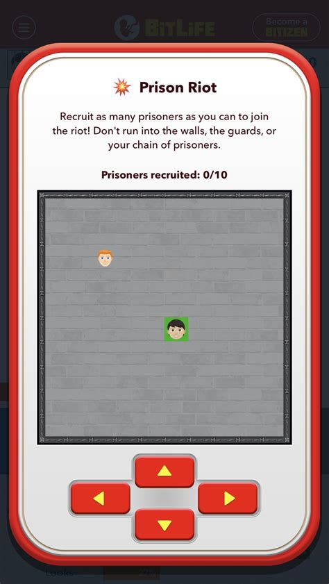 bitlife game deployment prison guide guides riot mini beat read