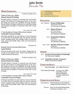 one column or two column resumes the workplace stack With three column resume template