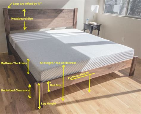 Beds With Straight Headboards