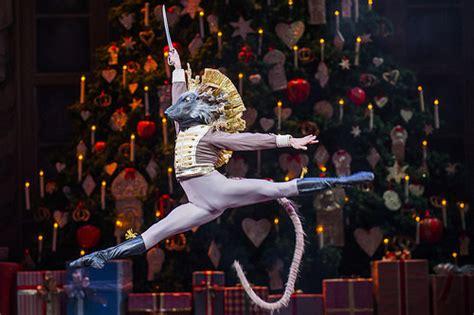smith rafael film center  nutcracker  royal ballet december  marin convention
