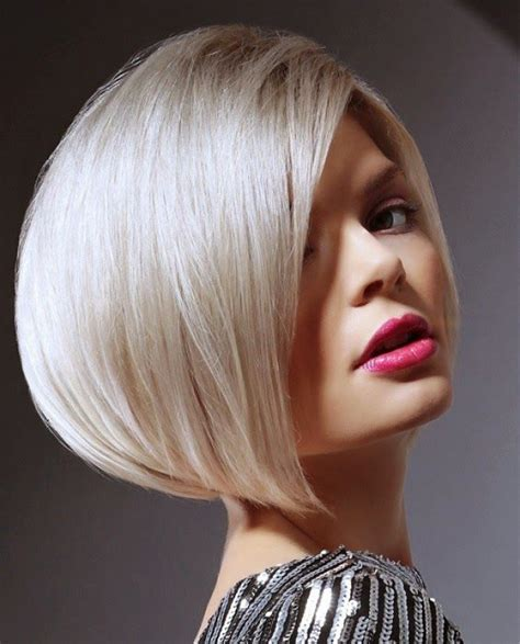 magnifiques coupes stylees tendance  coiffure simple  facile