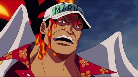 One Piece Episode 482 Ace Vs Akainu Eng Dub