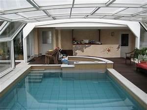 Pool Mit überdachung : beton schwimmbecken schwimmbecken schwimmbad fkb ~ Michelbontemps.com Haus und Dekorationen