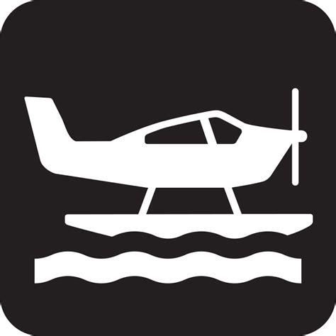 filepictograms nps misc sea plane svg wikimedia commons