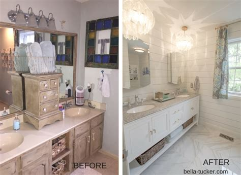 Bathroom Remodeling On A Budget-bella Tucker Decorative