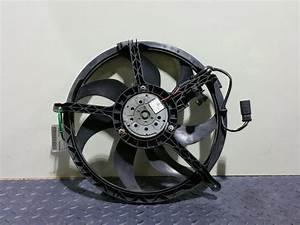 2007 Mini  Bmw  Engine Cooling Fan With Motor With A  C 1 6