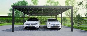 Car Port Alu : solarcarports und solarterrassen ab 0 aus holz alu ~ Melissatoandfro.com Idées de Décoration