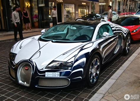 For example, one tuesday this past july there was suddenly not one but two bugatti veyron 16.4 grand sports shimmering in the sunlight by. Bugatti Veyron 16.4 Grand Sport L'Or Blanc - 8 August 2015 - Autogespot