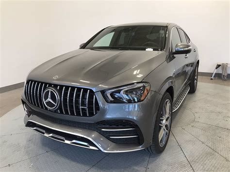 2021 amg gle 53 specs (horsepower, torque, engine size, wheelbase), mpg and pricing by trim level. New 2021 Mercedes-Benz GLE AMG® GLE 53 COUPE in Fort Mitchell #364002 | Mercedes-Benz of Fort ...