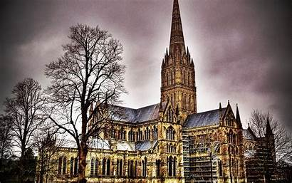 Salisbury Cathedral Wallpapers England Visit Inspirationseek Px