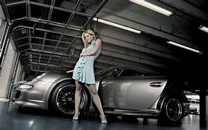 Girls With Cars Wallpaper Group 50