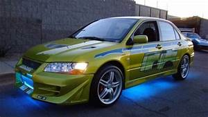 Voiture Fast And Furious 2 : paul walker s mitsubishi evo for sale autofluence ~ Medecine-chirurgie-esthetiques.com Avis de Voitures