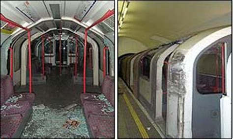 bbc news uk england  pictures tube crash aftermath