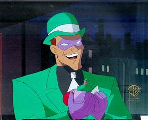 mad hatter animated series batman - Google Search ...