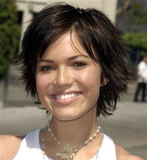 15 sassy hairstyles featuring mandy moore short hair