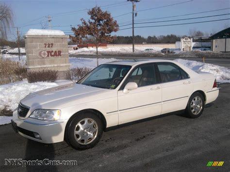 2000 acura rl 3 5 sedan in premium white pearl 008847