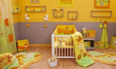 chambre enfant savane deco chambre bebe theme savane visuel 3