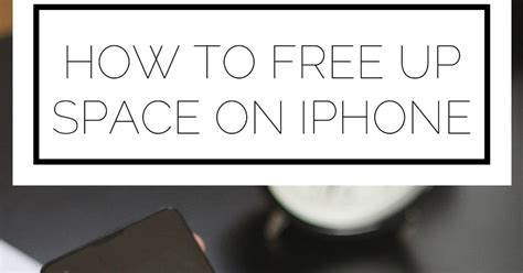 how to free up space on my phone how to free upspace on iphone jpg