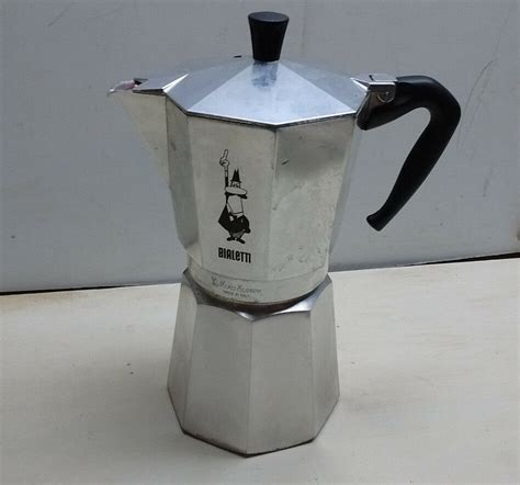 Buy online get free delivery on orders $45+. Bialetti Moka Express 6-Cup Stove Top Camping Coffee/Espresso Maker Mokka Pot | eBay