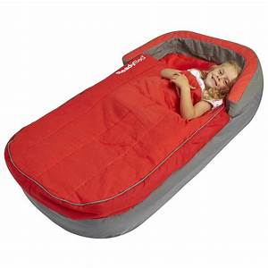 deluxe my first ready bed inflatable sleeping bag pump With robe de chambre enfant avec mattress matelas