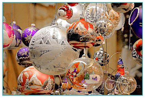 hand blown christmas ornaments  germany
