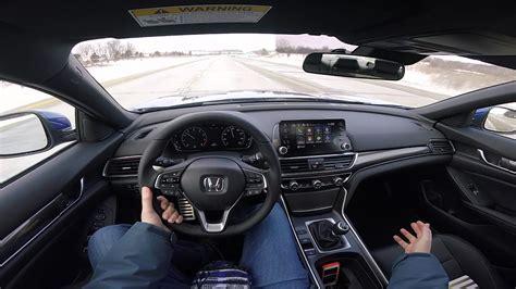 Honda Accord 2018 Manual
