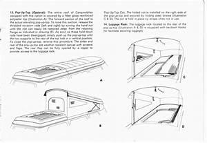 Thesamba Com    1970 Westfalia Campmobile Operating