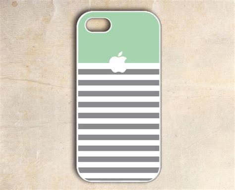 unique iphone 5 cases unique iphone 5 mint grey stripe iphone 5
