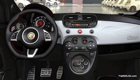 Fiat Abarth Automatic Transmission by Fiat 500 Abarth To Get Automatic Trans Fiat 500 Usa