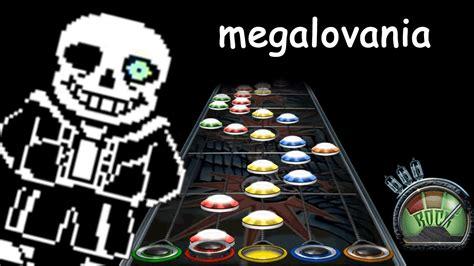guitar hero custom megalovania metal cover  richaadeb
