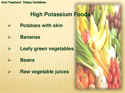 gout diet treatment right help dietary guidelines rabbit