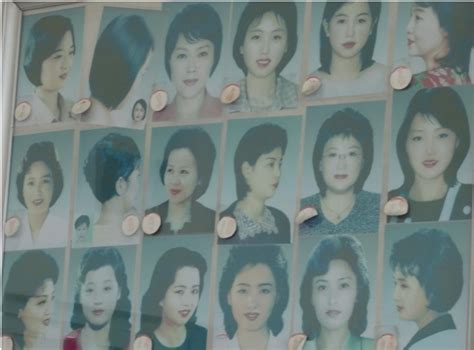 pyongyangs official haircut prices north korean economy