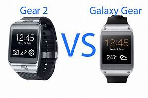 Samsung Gear 2 Vs Galaxy Gear
