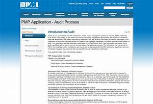 pmp audit an oversea applicant39s first hand experience With pmp certification documents