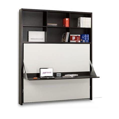 lit armoire bureau armoire lit escamotable combiné bureau au meilleur prix