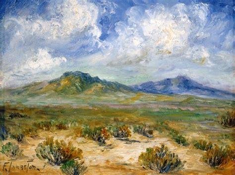 francis fern palmer thurston west texas landscape