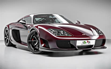 Svr To Showcase 662 Bhp Noble M600 At London Motor Show