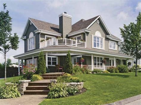 country home house plans  porches country house wrap