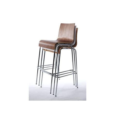 chaise de bar 4 pieds tabouret de bar rue deco maison