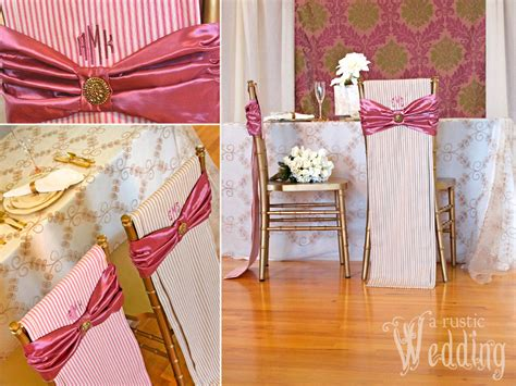 rustic wedding redux groom chair covers sew4home